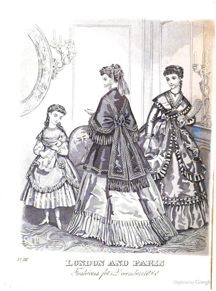 Die Damen von London und Paris & # 39; Modemagazin, hrsg. von Frau. Edward Thomas – Google Bücher