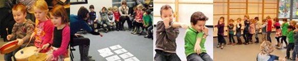 Gratis lesidee met muziek en dans bij Kleine Huppel wil niet opruimen