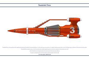 Thunderbird Three by WS-Clave