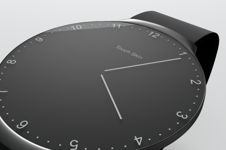 Touch Skin Watch by Niels Astrups