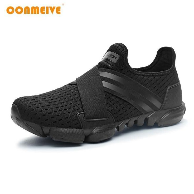 2016 Limited Hard Court Wide(c,d,w) Running Shoes Men Breathable Sneakers Slip-on Free.
