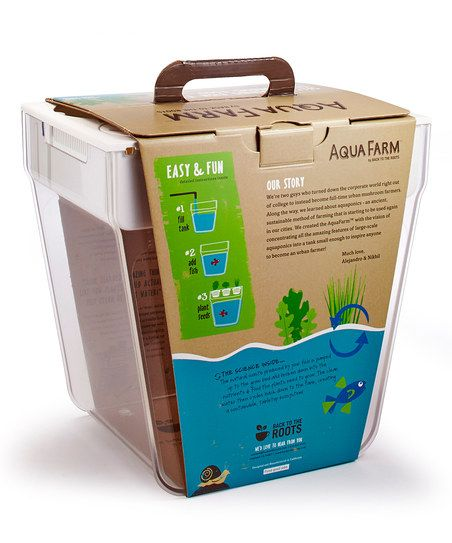 Back to the Roots Aqua Farm Self-Cleaning Fish Tank | zulily