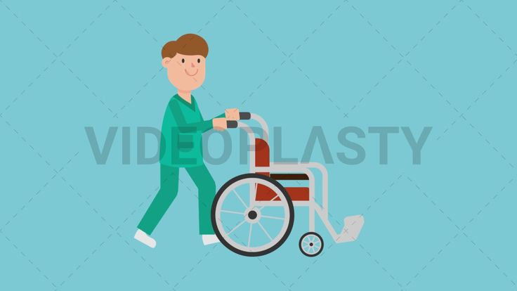 Download: http://ift.tt/2sZgsYj  A male nurse in green scrubs is pushing an empty metallic wheelchair with red leather  Two version are included: normal (with a start animation) and loopable. The normal version can be extended with the loopable version  Clip Length:10 seconds Loopable: Yes Alpha Channel: Yes Resolution:FullHD Format: Quicktime MOV  For more royalty free video assets visit: https://videoplasty.com