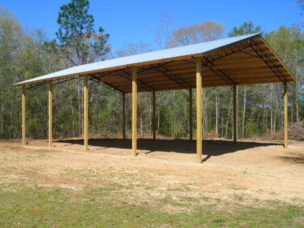 46 best images about rv deck and cover ideas on pinterest for Rv pole barn plans
