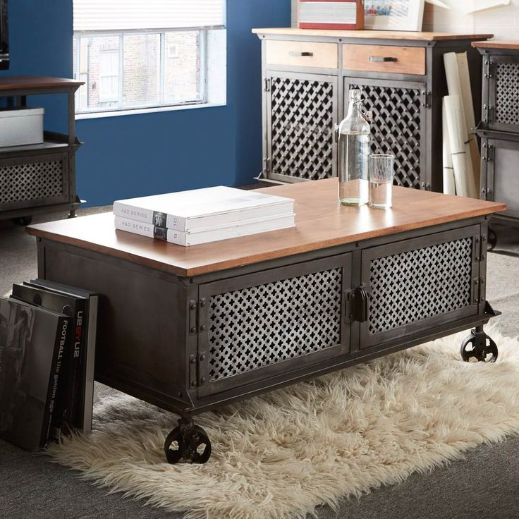 urban industrial furniture. Evoke Coffee Table Urban Industrial Furniture