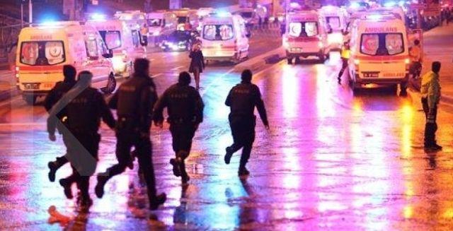 optimnews   Teror saat malam tahun baru di Turki menewaskan sedikitnya 35 orang, termasuk diantaran...