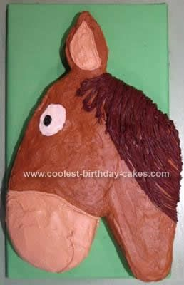 Might try this for kids bday cake - they love Bullseye