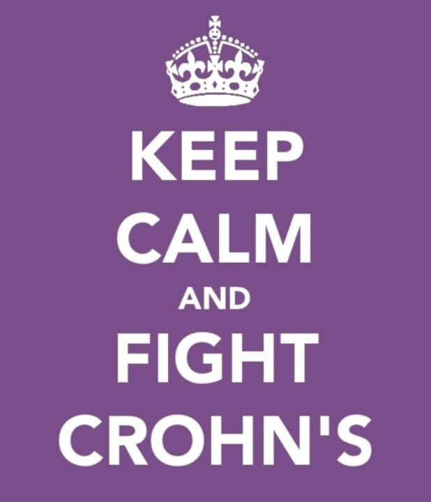 Crohn's Disease    #ccfa #crohns #colitis
