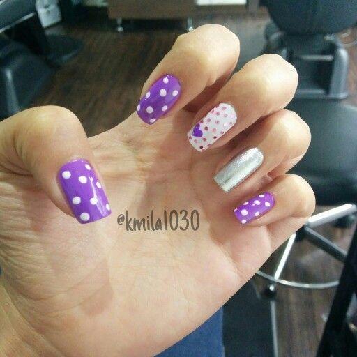 Dulce Love purple