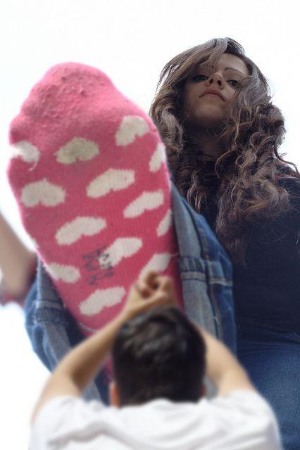 giantess: you are so tiny. I crush you! HAHAHAHAHAHAHA