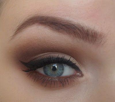 simple & pretty neutral eyeMake Up, Hair Beautyful Makeup, Neutral Eyeshadow, Cat Eye, Beautiful Ideas, Eye Tutorial, Simple Pretty, Makeup Looks Simple, Simplee Pretty Neutral Ey