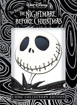 Absolutely Spooktacular - The Nightmare Before Christmas DVD