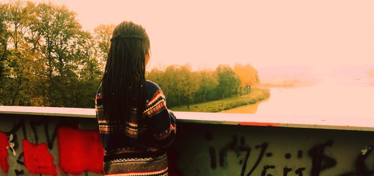 #OUTSIDE #DREADLOCKS #HIPSTER