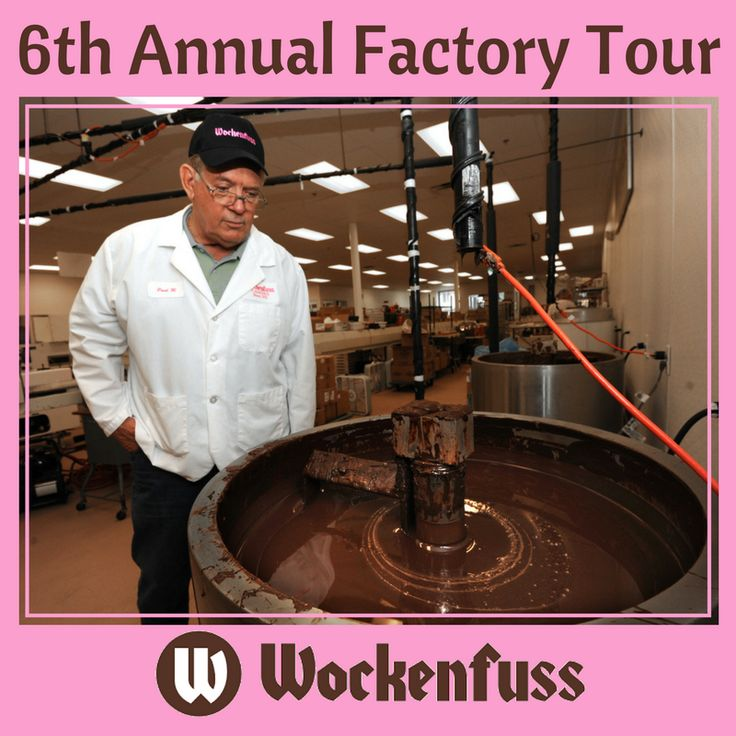 Wockenfuss Candy Factory Tour