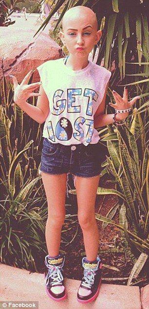 Talia Castellano Talia Joy Castellano, 13, from Orlando, Florida, last year  become