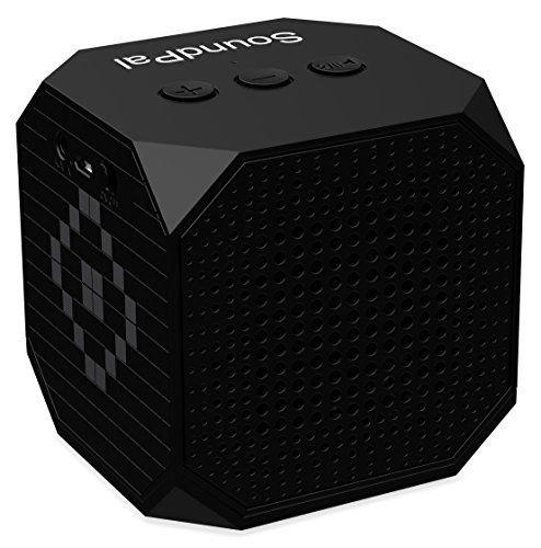 Bluetooth Speakers, SoundPal Cube F1 5 Watt Bluetooth Speaker Compatible with all Bluetooth Devices, http://www.amazon.com/dp/B00V6QDTD2/ref=cm_sw_r_pi_awdm_13qjwb10X5EF1