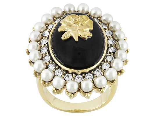 Titanic Jewelry Collection (Tm) Lady Duff's Rose Ring
