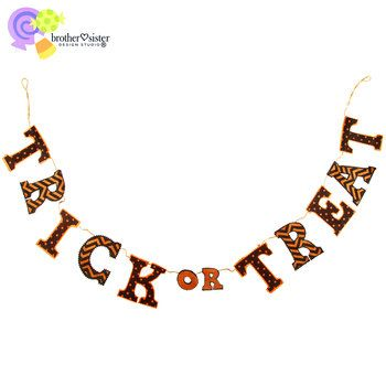 Get Trick-or-Treat Banner online or find other Halloween Decorations products…