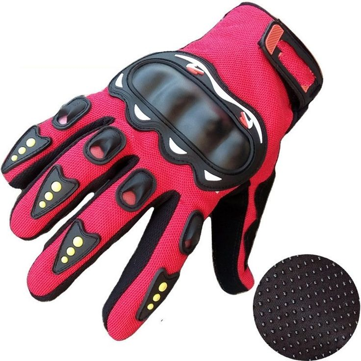 (39.80$)  Watch here  - Riding full finger gloves summer fitness cross country mountain bike drop resistance