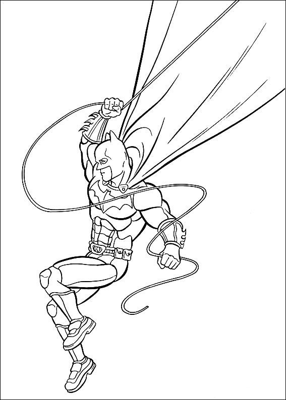 Batman And Robin Coloring Pages 39 With Batman And Robin