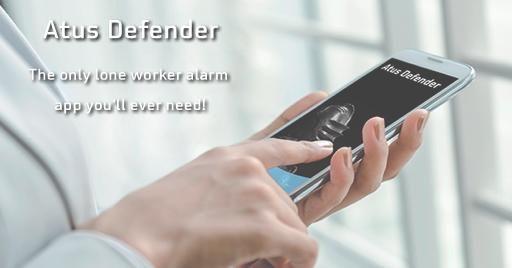 Atus Defender - Lone Worker App