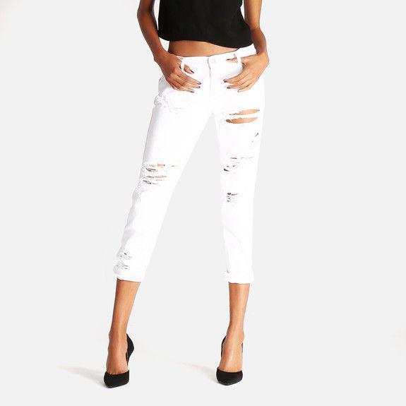 Glamorous - Slashed Jean