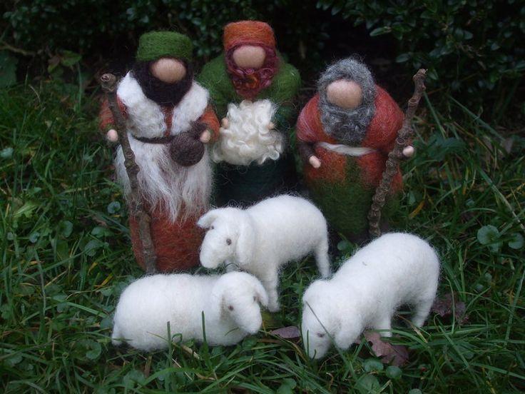 Herders (per 3) | Kerst |