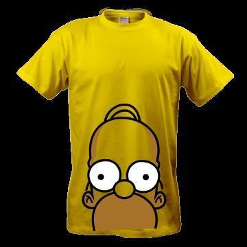 Гомер симпсон футболка