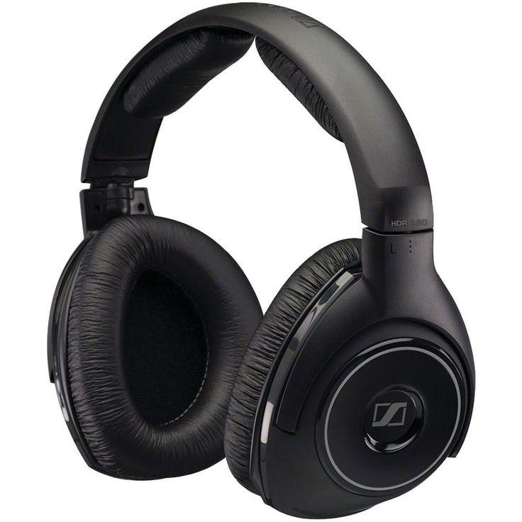 Sennheiser Additional Pair Of Headphones For Rs 160 Wireless Headphone System