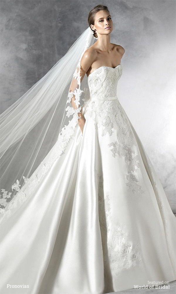 103 best Princess Wedding Dresses images on Pinterest | Bridal ...