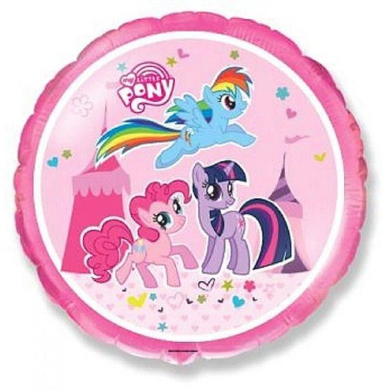My Little Pony Movie Birthday Balloons My Little Pony Party