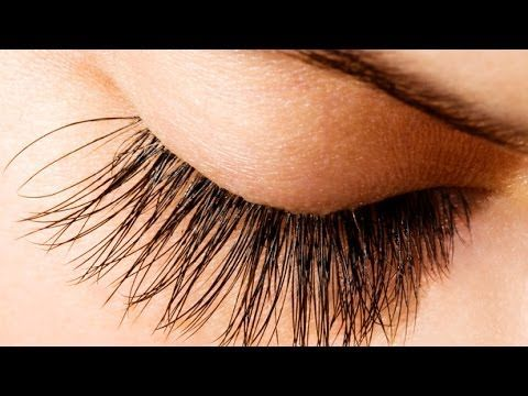 DIY Eyelash Growth Gel - YouTube  All Natural Ingredients