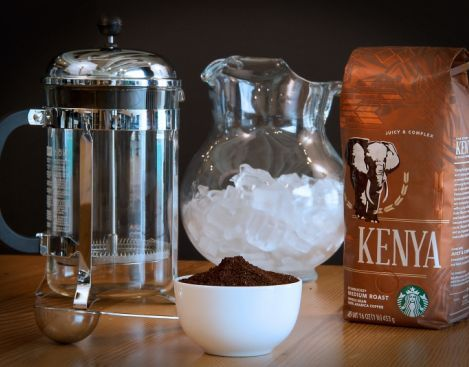How to Brew a Perfect Pitcher of Starbucks Iced Coffee at Home in Five Simple Steps | Starbucks Newsroom