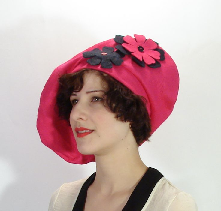Hollywood Beret Ladies Tam Winter Wool WW18 by littlehats on Etsy