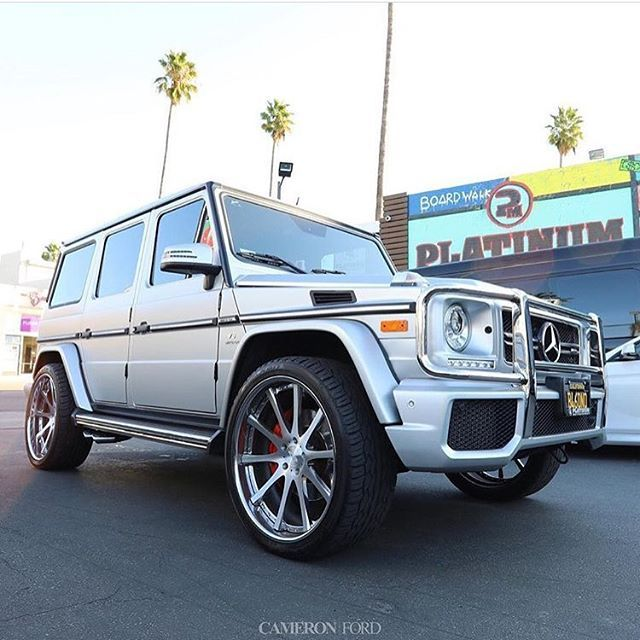 Instagram media by platinum_group - #PML Spec G63 AMG Commissioned in Proper Form for @dorothywang  Photographed by @_cameronford  #PML #PML2016 #PLATINUMGROUP #PLATINUMMOTORSPORT #AGETRO Info@platinummotorsport.com