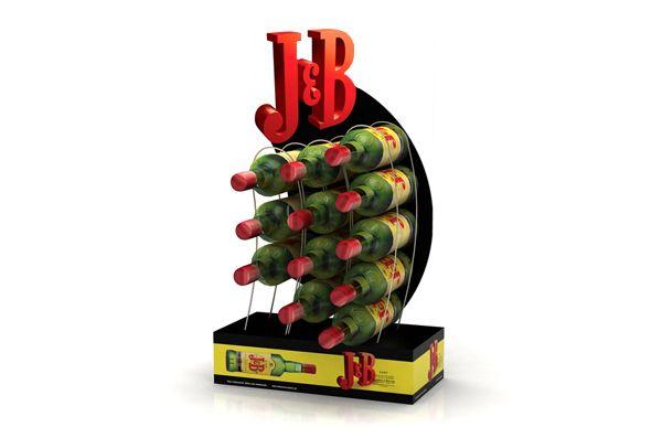 Expositor J&B on Behance