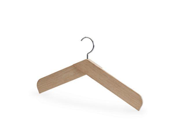 Collar Hanger With Images Hanger Oak Oak Wood