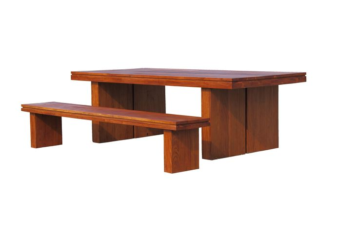 The design looks good in Rhodesian Teak.