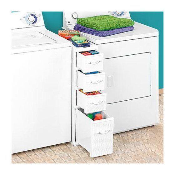between washer dryer storage for the home. Black Bedroom Furniture Sets. Home Design Ideas