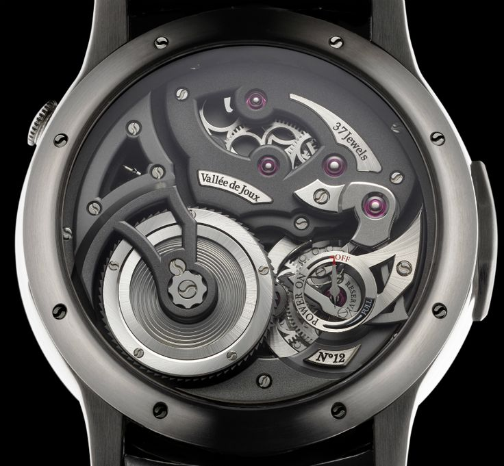 Romain Gauthier Logical One Natural Titanium Watch