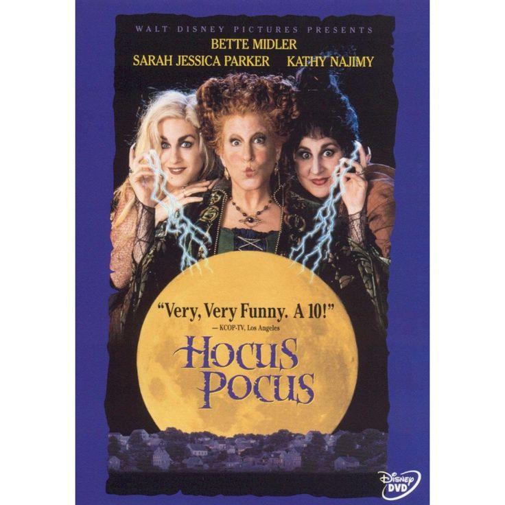 Hocus Pocus (dvd_video), Movies