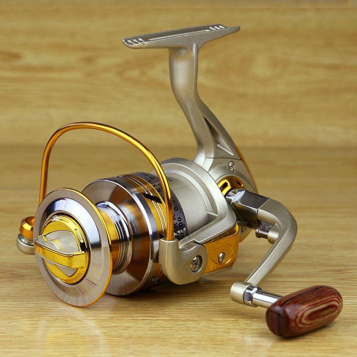Più economico bobina di pesca stella 2016 Full Metal Bobine di Pesca 10 Cuscinetti A Sfera Tipo Bobina Anti corrosione dell'acqua di mare pesca rullo