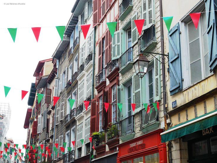 Roadtrip dans le sud-ouest : St Emilion et Bayonne #1 | Les flâneries d'Aurélie