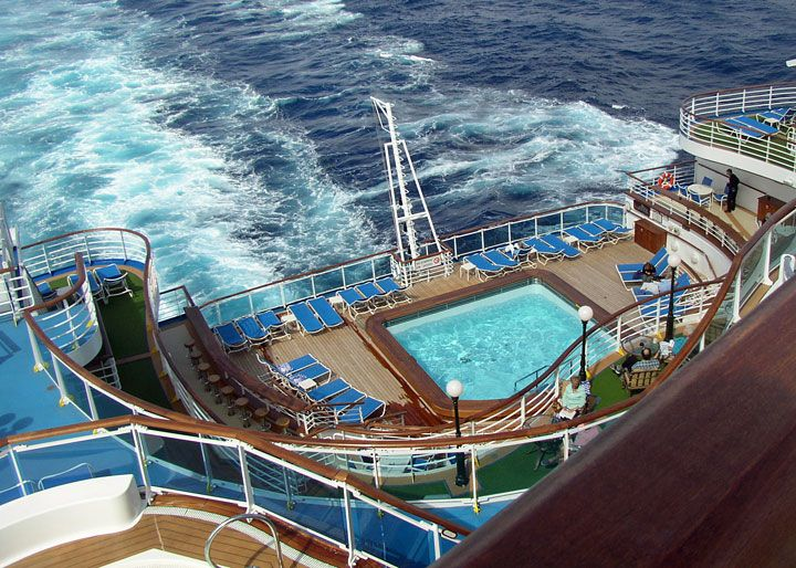 Pictures Inside Of The Ruby Princess Cruise Ship
