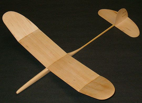 how to make a wooden glider