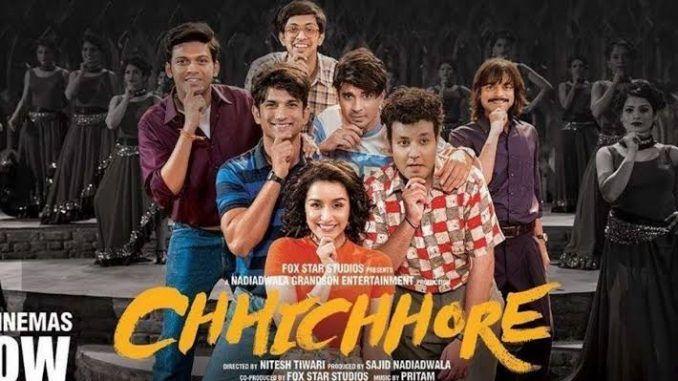 Chhichhore 2019 Hindi 1080p 720p 480p Web Hdrip X264 Aac Dd 2 0 1 9 Gb 1 3 Gb 400 Mb Ch Full Movies Download Download Movies Latest Hindi Movies