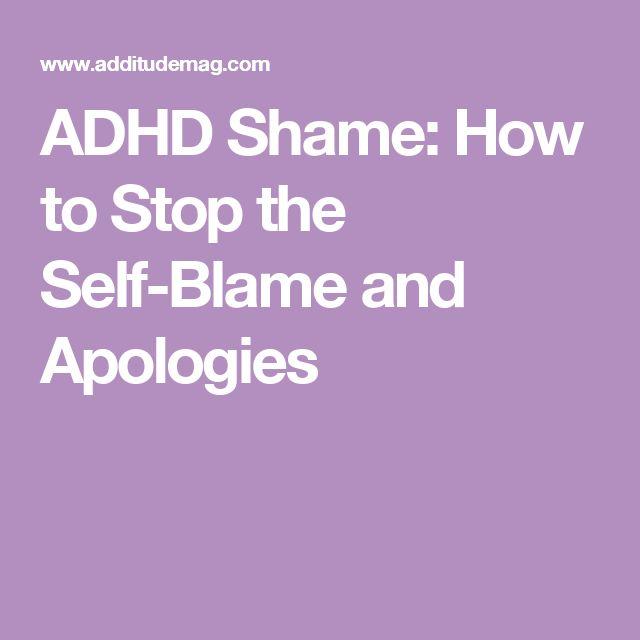ending guilt blame self torture