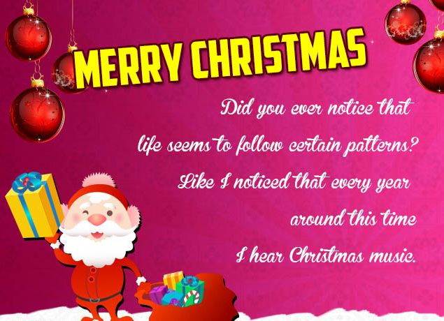 Funny Christmas Wishes | Merry Christmas Quotes Wishes & Poems ...