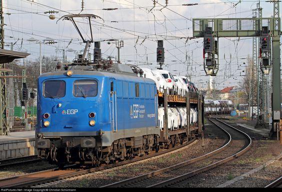 RailPictures.Net Photo: 140 824-4 EGP Eisenbahngesellschaft Potsdam BR 140 at…