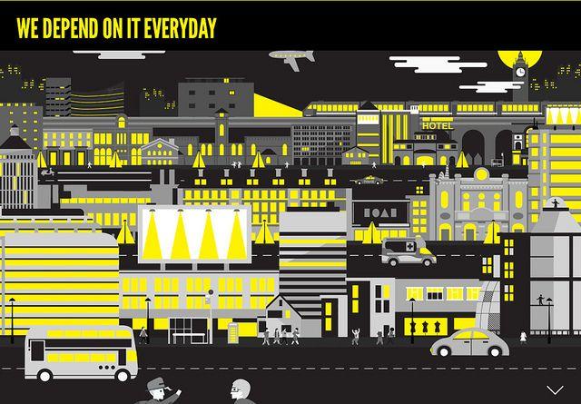Crush | Energy Buildings & Cities Illustration